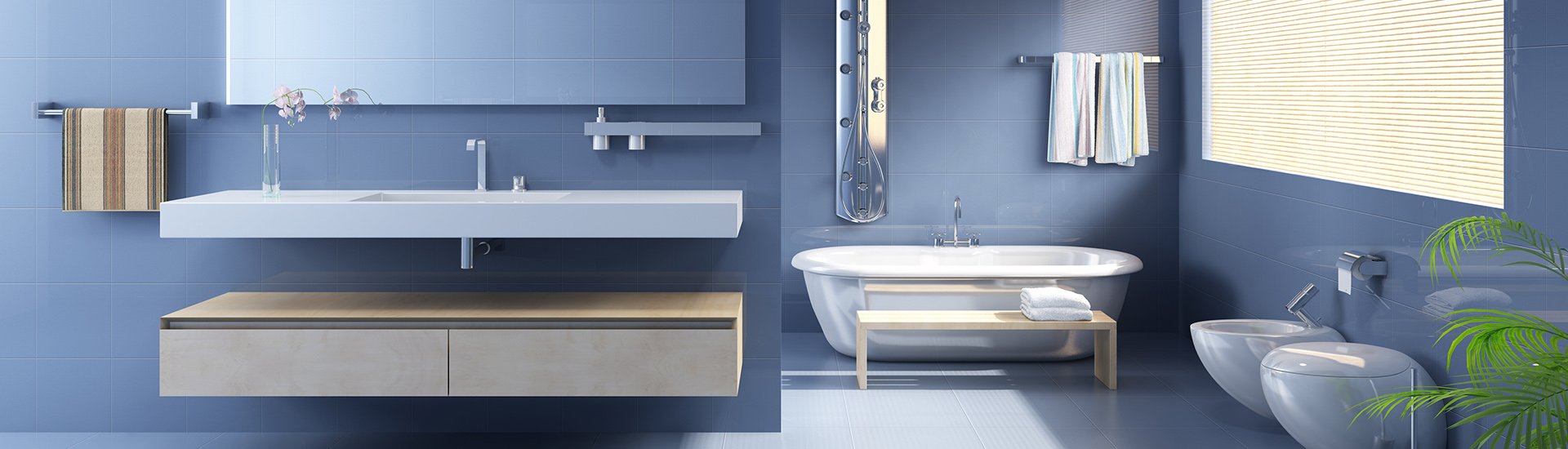 De Ruiter Badkamerbouw | Moderne badkamer 2