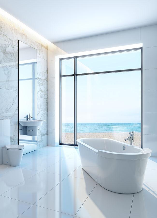 Je badkamer is je heiligdom