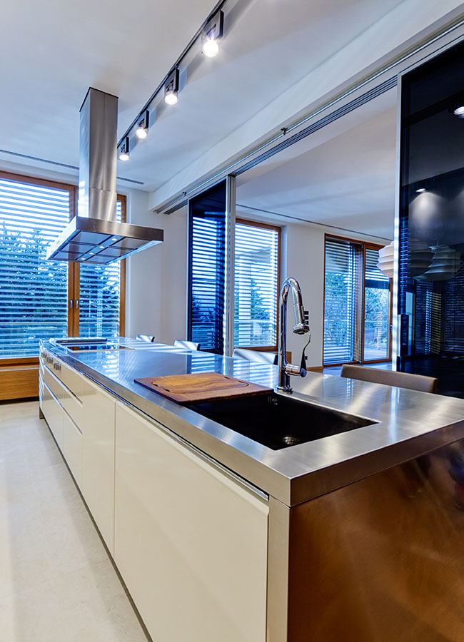 Elke keuken heeft zijn eigen stijl, enthousiasme, karakter en functionaliteit