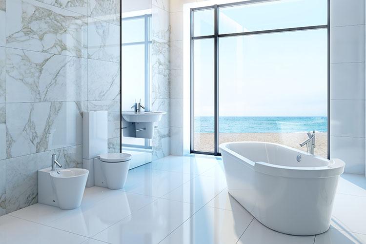 Strakke Badkamer | De Ruiter badkamerbouw en totaal renovaties